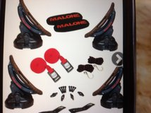 Kayak holders. Malone saddle up pro in Naperville, Illinois