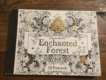 Enchanted Forest Postcards in Okinawa, Japan