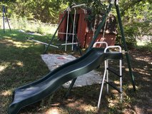 Small swing in Fort Leonard Wood, Missouri