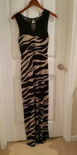 Dress animal print  (Sz M) in Fort Knox, Kentucky