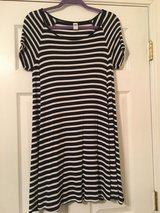 Old Navy Striped Swing Dress [M] 2 in Beaufort, South Carolina