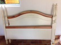 Double Bed Headboard and Footboard in Ramstein, Germany