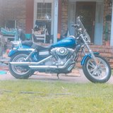 "2007 Harley Dyna Superglide 96"" in Cherry Point, North Carolina"
