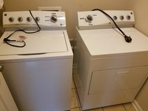 Washer dryer set in Quantico, Virginia