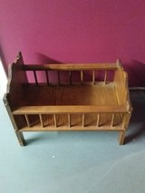 Vintage Solid Wood Baby Doll Bed in Fort Leonard Wood, Missouri