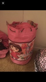 dora sleeping bag in Fort Polk, Louisiana