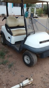 05 club car in Alamogordo, New Mexico