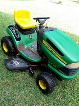 "John Deere 42"" Mower in Coldspring, Texas"