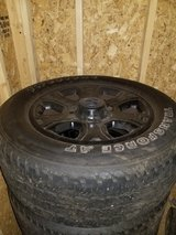 rims and tires for dodge 2500 or 3500 in Spring, Texas
