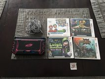 3DS XL Bundle with Nerf Case in Ramstein, Germany