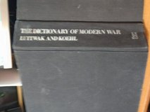 The Dictionary of Modern War in Hinesville, Georgia