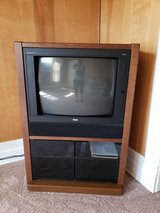 TV in cabinet in Naperville, Illinois