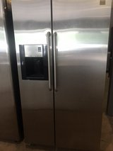 Name brand stainless steel refrigerators in Cleveland, Texas