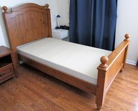 Twin Bed Frame and Base in St. Louis, Missouri