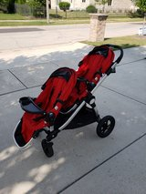 Baby Jogger City Select double stroller in Orland Park, Illinois