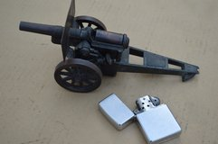 Zippo lighter and Cannon lighter in Vacaville, California