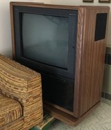TV and Entertainment Center in New Lenox, Illinois