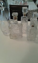 Decanters in Perry, Georgia