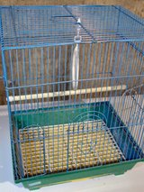 Blue Bird Cage in Fort Leonard Wood, Missouri