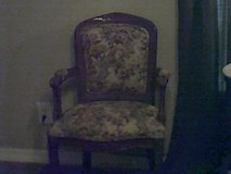 antique chair in Leesville, Louisiana