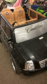 Cadillac Power Wheels - Work - comes with battery/charger in Rolla, Missouri