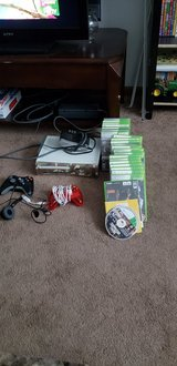 xbox360 with games and accessories in Fort Leonard Wood, Missouri