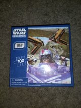 3D star wars puzzle in Fort Campbell, Kentucky