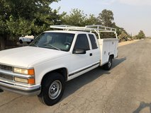 1996 Chevy 2500 Truck with Service Bed in 29 Palms, California