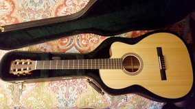 Martin Classical Acoustic Electric Guitar with case in Alamogordo, New Mexico