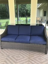 Like New Patio Sofa in Conroe, Texas