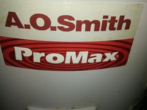 A.O Smith Pro Max water heater in Byron, Georgia
