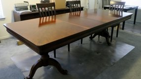 Rectangular Pedestal Dining/Conference Room Table in Converse, Texas