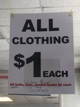Adult clothing in Beaufort, South Carolina