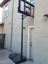 basketball hoop in Travis AFB, California