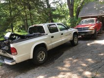 2 Dodge Dakota Pickup Trucks in Lockport, Illinois