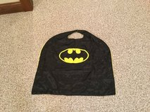 Batman cape in Yorkville, Illinois