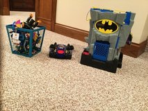Batman toys in Yorkville, Illinois