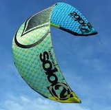 Liquid Force 12m Solo kite surf kite in Okinawa, Japan
