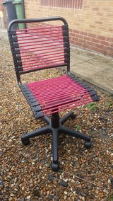 Desk chair in Lakenheath, UK