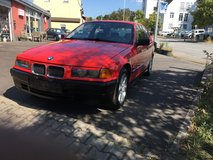 BMW 316 i compact, no rust- usareur guaranteed in Grafenwoehr, GE