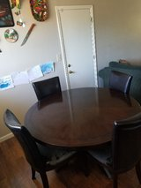 Dinning table in Vacaville, California