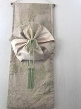 Antique Obi Tie in Okinawa, Japan