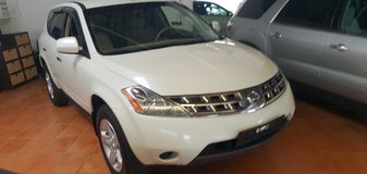 2005 AWD NISSAN MURANO US SPEC in Ansbach, Germany