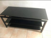 Glass TV stand in Stuttgart, GE