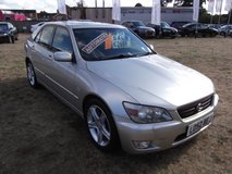LEXUS IS200 SE AUTO 85,000 MILES in Lakenheath, UK