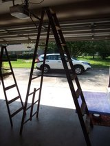 Vtg Wooden Ladders in Warner Robins, Georgia