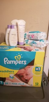 Pampers bundle size 1 in bookoo, US