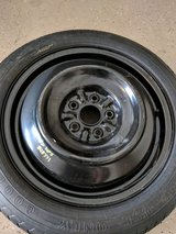Toyota Camry Donut Spare Tire 2007-2012 - $50 in Warner Robins, Georgia
