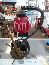 MAN CAVE LAMP - EXIT in Cherry Point, North Carolina