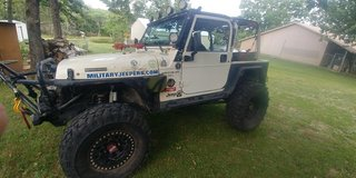 2000 Wrangler in Fort Leonard Wood, Missouri